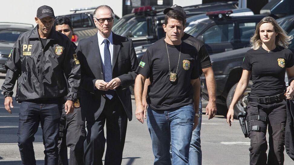Do dymisji w areszcie. Za podejrzane Rio