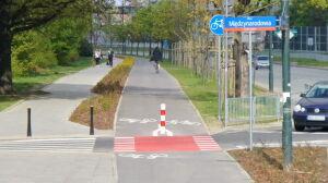 Nowa droga rowerowa