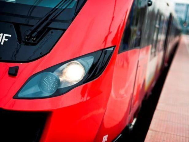 Problemy w kursowaniu pociągów ZTM