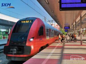 Nowe pociągi dla SKM. Dłuższe i z internetem