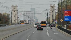 Most Poniatowskiego: wiadukt do remontu. Na stole kilka wariantów