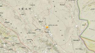 W Iranie zatrzęsła się ziemia