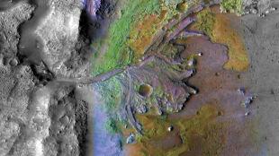 NASA wybrała miejsce lądowania na Marsie